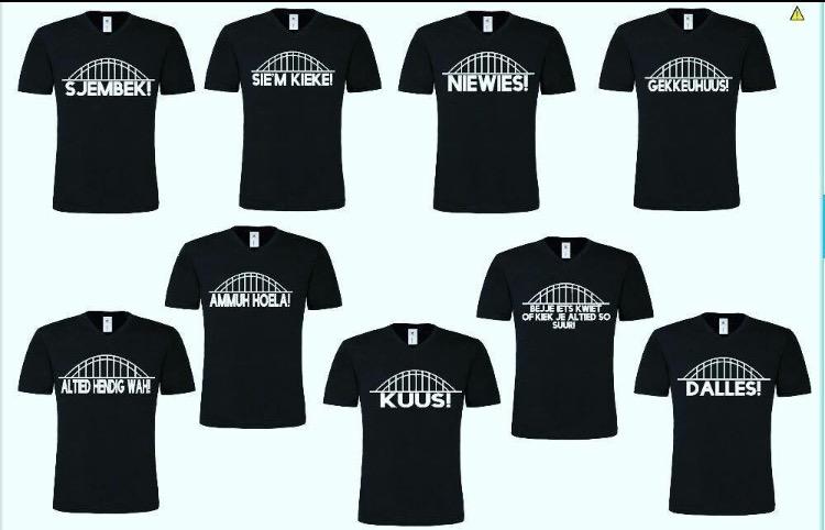 Nimweegse Tshirt's