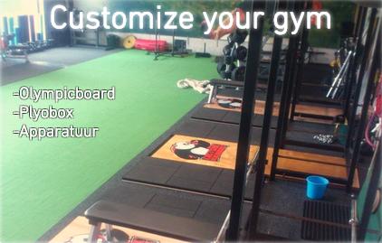 Powerstuff gym